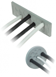 Kabeldurchführungssysteme für nicht vorkonfektionierte Kabel - DES-PM, DES-PDM - M