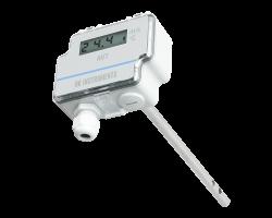 Luftgeschwindigkeits- und Temperatur- Transmitter AVT