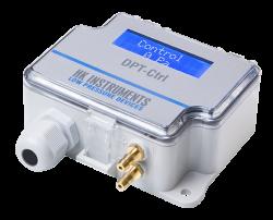 PID-Regler für Differenzdruck oder Luftstrom DPT-CTRL