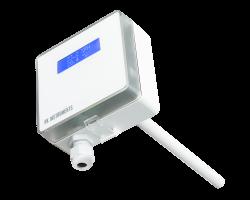 Feuchte- (rH) und Temperatur-Transmitter RHT DUCT