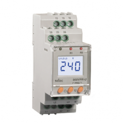 Spannungsüberwachung Relais 900VPR-BL-U-CE