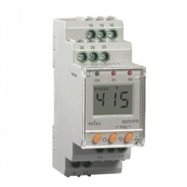 Spannungsüberwachungsrelais 900VPR-2-280/520V-CE