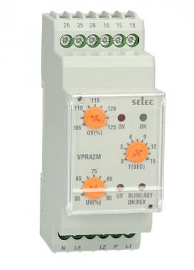 Spannungsüberwachungsrelais VPRA2M-CE