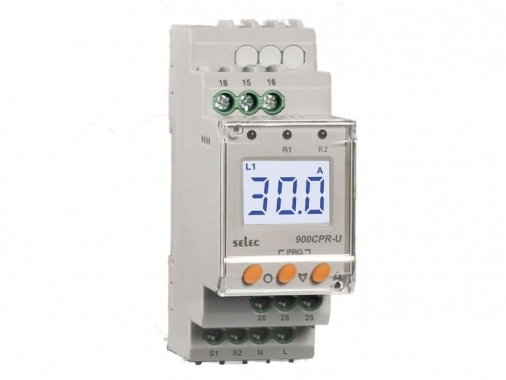 Stromüberwachungsrelais 900CPR-1-BL-U-CE