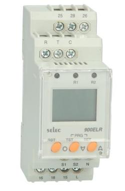 Erdschlussüberwachungsrelais 900ELR-2-230V-CE