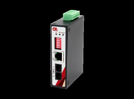 Ethernet Switch METU-0201-M