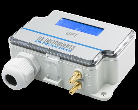 Differenzdrucktransmitter DPT-IO-MOD
