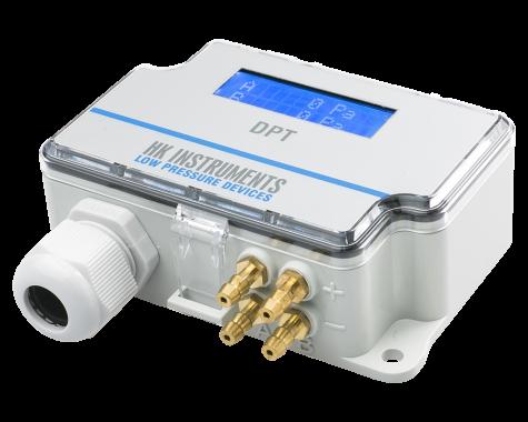Differenzdrucktransmitter DPT-DUAL-MOD