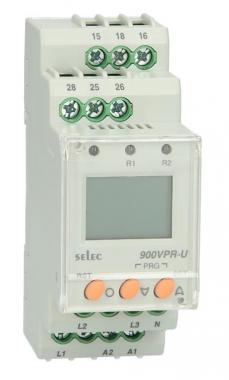 Spannungsüberwachungsrelais 900VPR-BL-U-CE