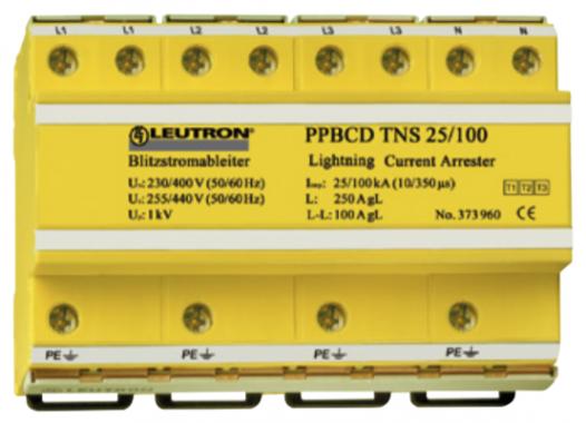 Blitz und Überspannungsschutz IP BC TNS
